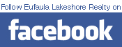 Follow Eufaula Lakeshore Realty on Facebook