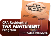 Tax Abatement Brochure