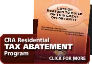Tax Abatement Brochure