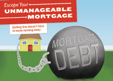 Unmanagable Mortgage