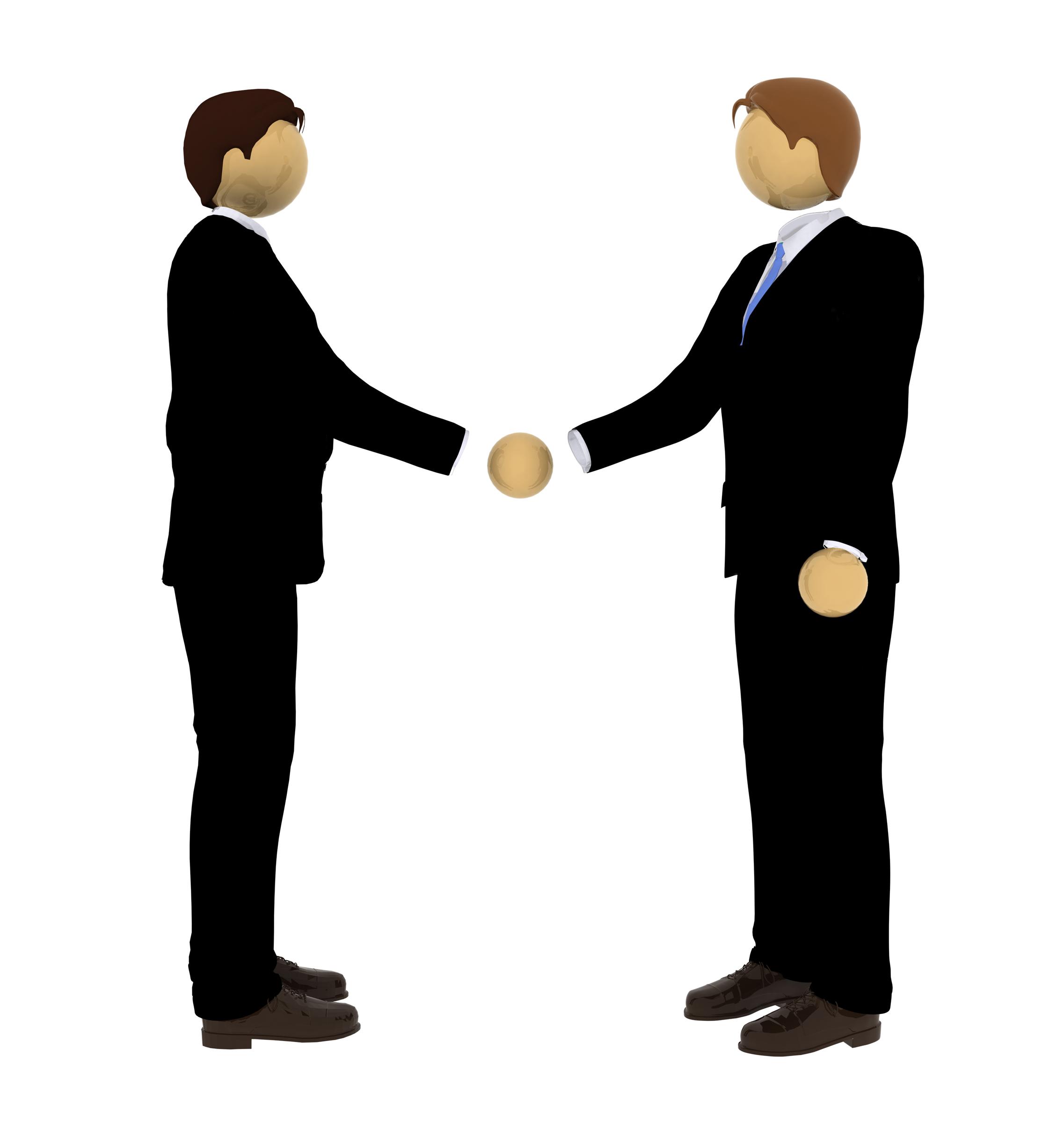 handshake, trusted