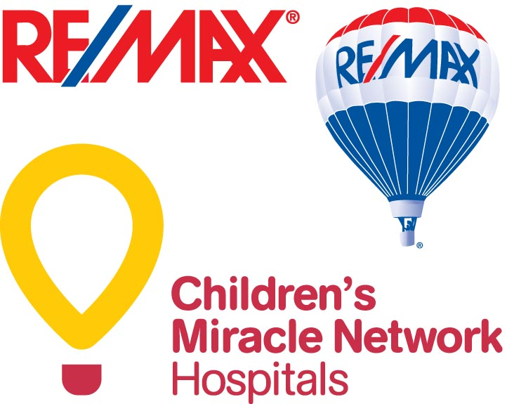 Childrens Miracle Network Balloon and Childrens Hospital of the Kings Daughters RE/MAX Logo
