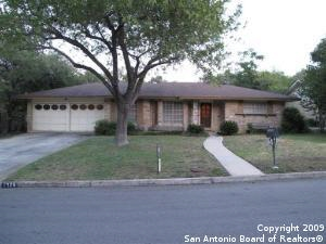 1726 Deer Run St, San Antonio, TX, 78232-4415