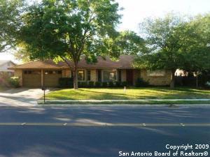 3303 Colony Dr, San Antonio, TX, 78230-3317