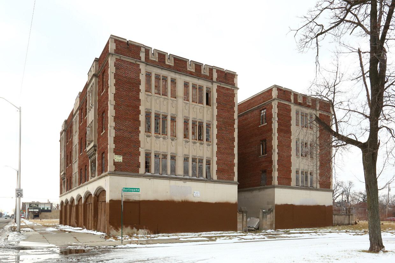 1111 Burlingame, Detroit, MI, 48202 United States