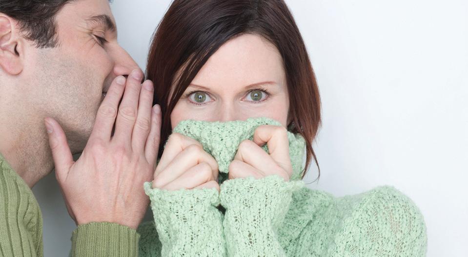 Мужчины любят глазами, а женщины - ушами.  Это старая истина, которая с...