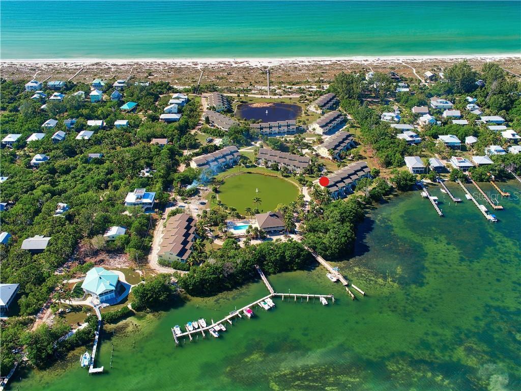 Unit E12 9400 Little Gasparilla Island, Placida, FL, 33946 United States