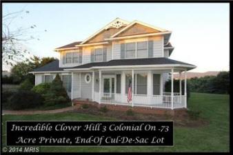 8166 Hunter Trail Ct, Frederick, MD, 21702 United States