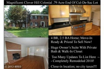 8100 Overlook Ct, Frederick, MD, 21702 United States