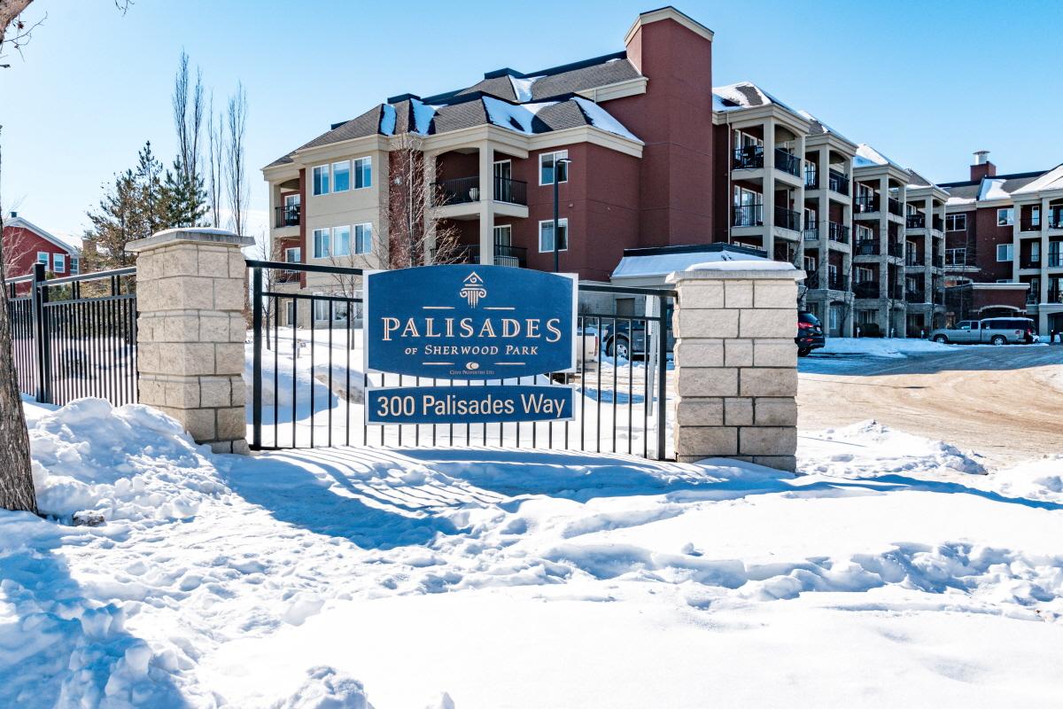 438 300 Palisades Way, Sherwood Park, AB, T8H 2T9 Canada