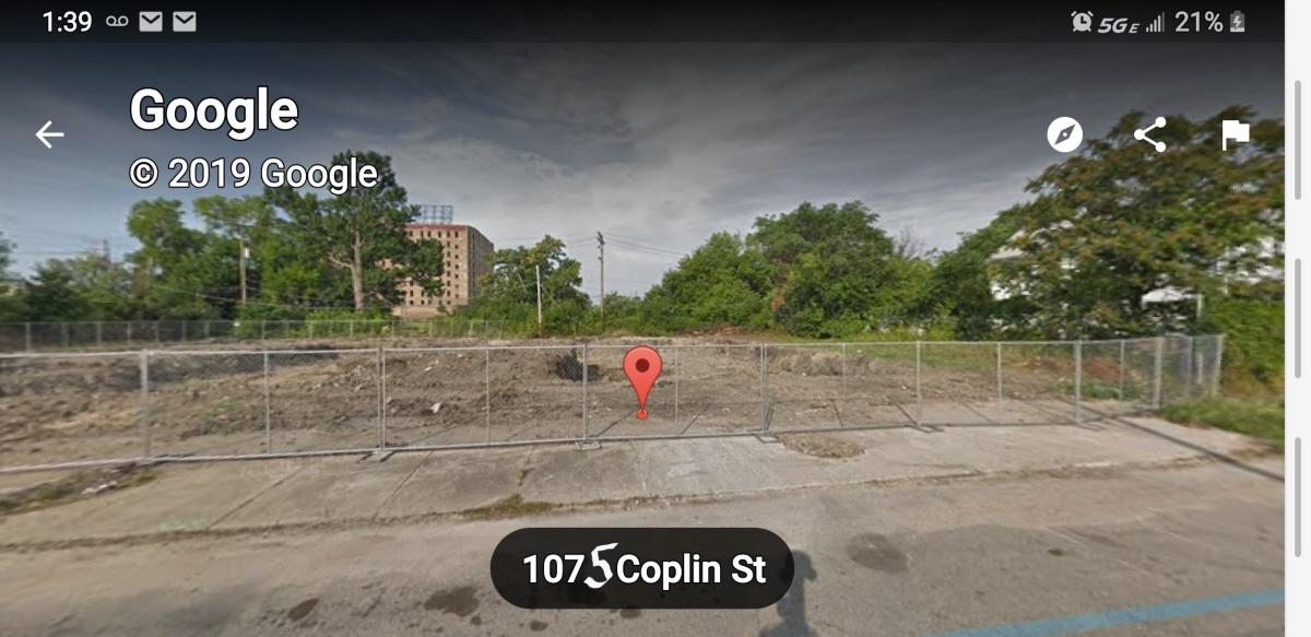 1075 Coplin, Detroit, MI, 48215 United States