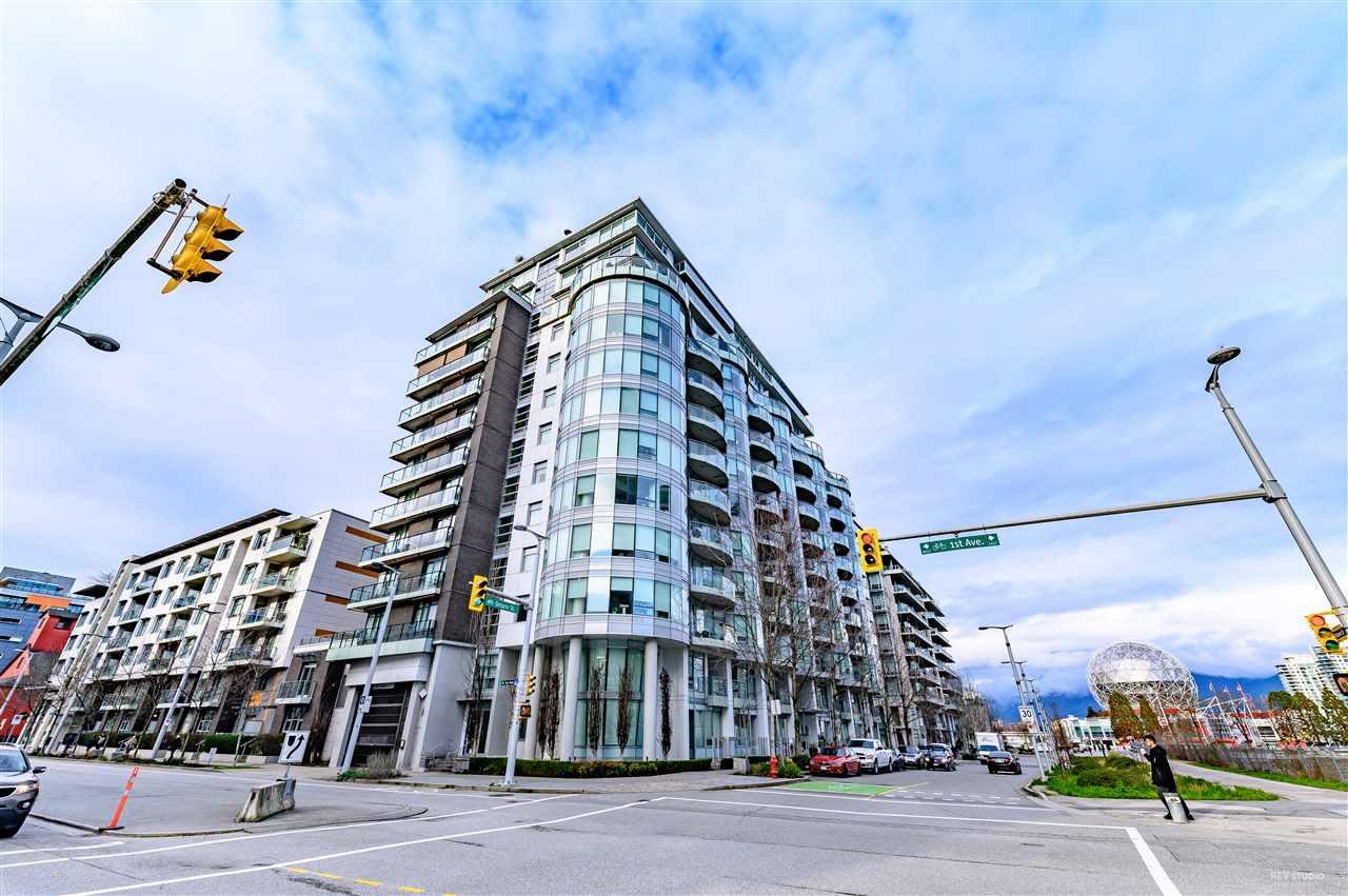810 1661 Ontario Street, Vancouver, BC, V5Y 0C3