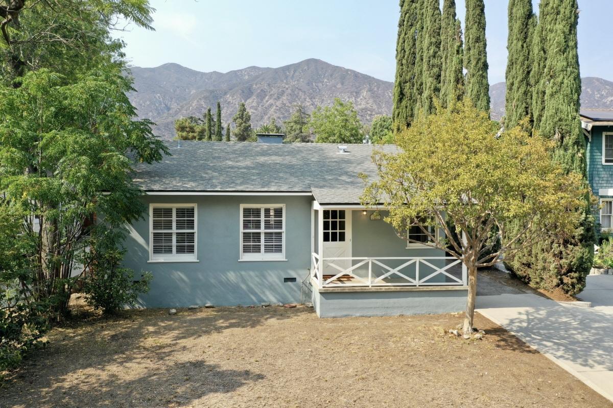 177 W. Montecito Avenue, Sierra Madre, CA, 91024 United States
