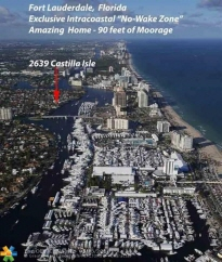 2639 Castilla Isle, Fort Lauderdale, FL, 33301-1506