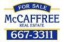 McCaffree Real Estate - Broker
